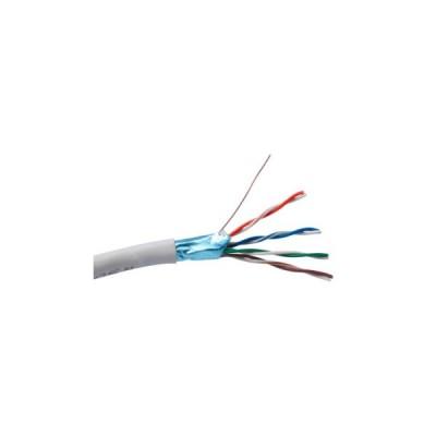 Интернет кабель FTP медь 4(8) CAT 5E 24