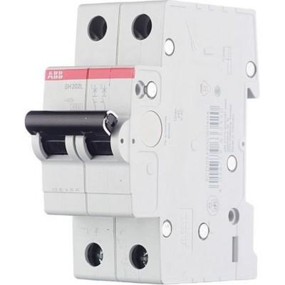 Автоматич.выкл-ль 2-пол SH202L C20