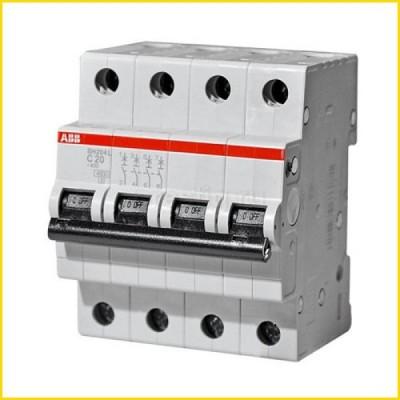 Автоматич.выкл-ль 4-пол SH204L C50