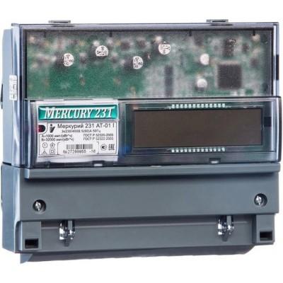 Счётчик электрической МЕРКУРИЙ 231 AT-01i