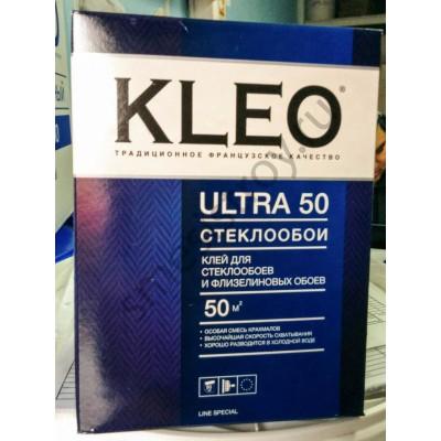 Клей для обоев KLEO Ultra для стеклообоев 500гр