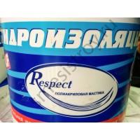 Гидроизоляция обмазочная  5кг Респект