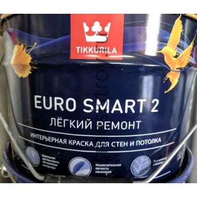 Краска TIKKURILA EuroSmart2