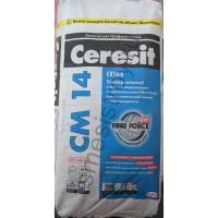Плиточный клей Ceresit CМ 14 Extra 25кг
