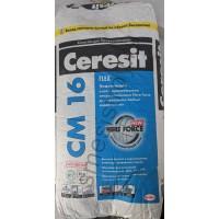 Плиточный клей Ceresit СМ 16 Flex 25кг