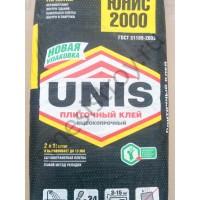 Плиточный клей Юнис 2000