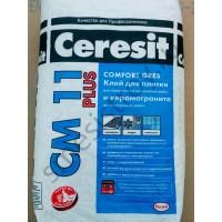 Плиточный клей Ceresit CM-11 плюс