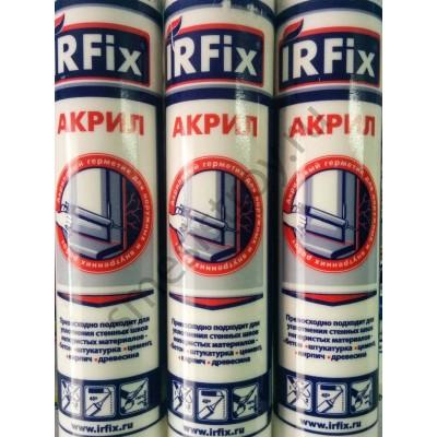 Герметик Акриловый IRfix (белый)