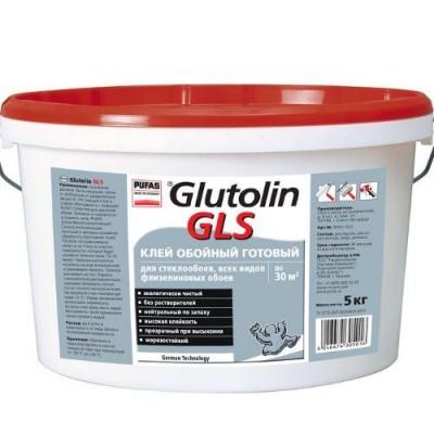 Готовый обойный клей Pufas Glutolin GLS 10 кг