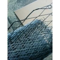 Штукатурная сетка металл (просечка)
