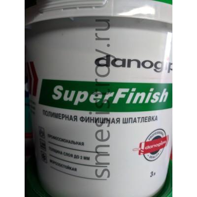 Шпатлевка шитрок Dangogips 5кг (SHEETROCK)