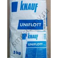 Шпатлевка Кнауф Унифлот 5кг (Knauf Uniflott)