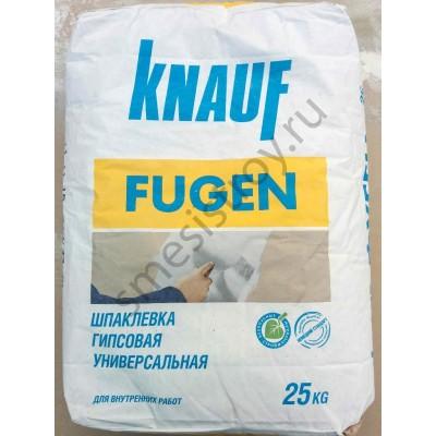 Шпатлевка Кнауф Фугенфюллер 25кг (Knauf Fugen)