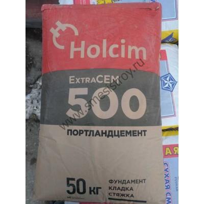 Цемент Холсим (Holcim) М500 50кг